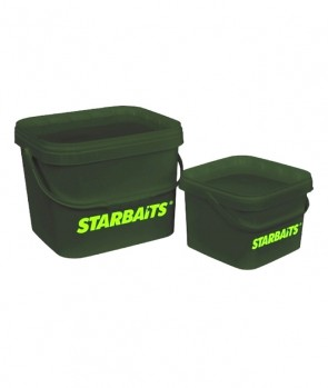 Starbaits STB Square Buckets