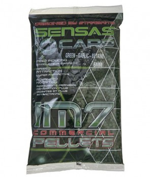 Sensas IM7 Extruded Green Garlic/Betaine Pellets