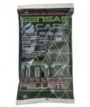 Sensas IM7 Extruded Green Garlic/Betaine Pellets