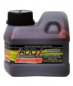 Starbaits Add'It Robin Red Liquid 500ml