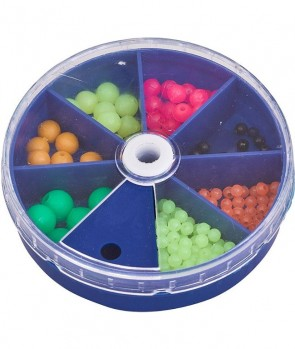 Sensas Assorted Bead Dispenser Box