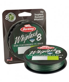 Berkley Whiplash 8 Green 150m