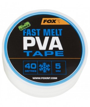 Fox Edges Fast Melt PVA Tape 5mm x 20m