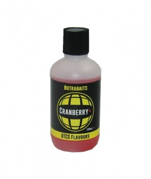Nutrabaits Cranberry + UTCS 100ml