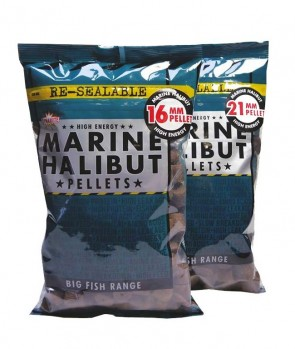 Dynamite Baits Marine Halibut Pellets (Pree-Drilled) 900g