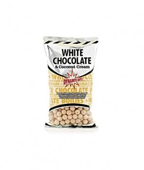 Dynamite Baits White Chocolate & Coconut Cream S/L 1 kg