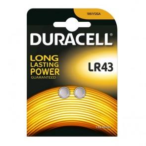 Baterija Duracell Electronic LR43 2 kom