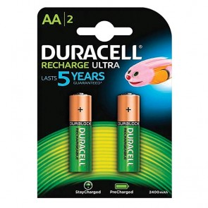 Baterija Punjiva Duracell Recharge AA/LR6 DX1500 2 kom