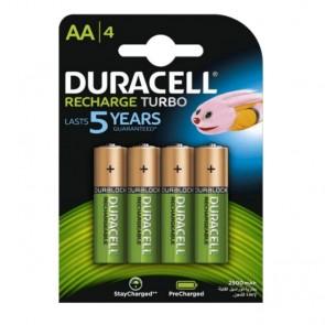 Baterija Punjiva Duracell Recharge AA/LR6 DX1500 4 kom