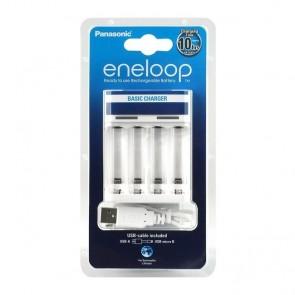 Punjač Baterija Panasonic Eneloop BQ-CC61USB