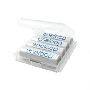Baterija Punjiva Panasonic Eneloop AA/LR6 DX1500 4 kom + Zaštitna kutija