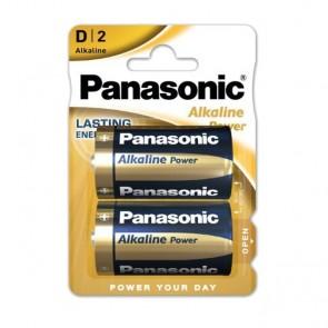 Baterija Panasonic Alkaline Power D / MN1300 2 kom