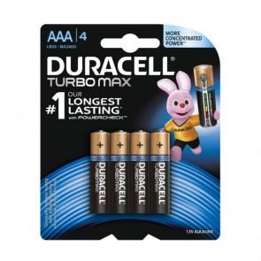 Baterija Duracell Turbo Max AAA/LR03 MN2400 4 kom