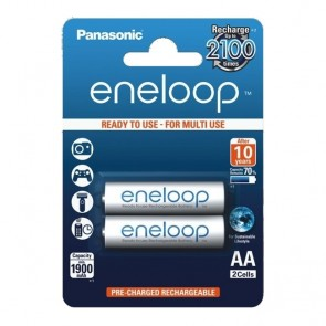 Baterija Punjiva Panasonic Eneloop AA/LR6 DX1500 2 kom