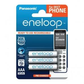 Baterija Punjiva Panasonic Eneloop AAA/LR03 DX2400 3 kom