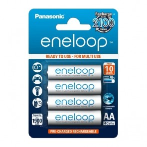 Baterija Punjiva Panasonic Eneloop AA/LR6 DX1500 4 kom