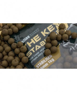 Nash The Key Stabilised Boiles 24mm 1kg