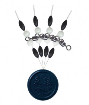 Cralusso Swivel With Pearl Beads + Rubber Stopper M