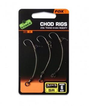 Fox Edges Ready Tied Chods