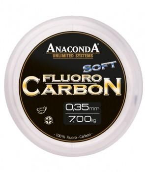 Anaconda Fluorocarbon Stiff 0,45mm