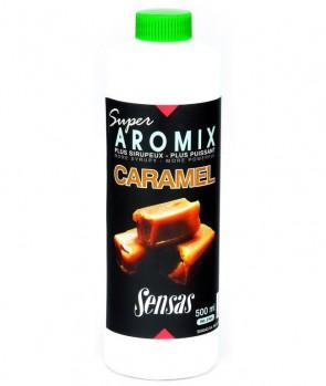 Sensas Aromix Syrup 500ml Karamela