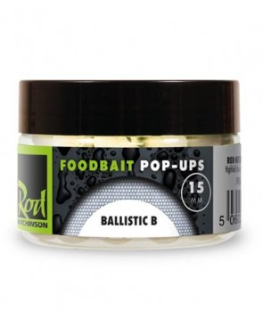 Rod Hutchinson Ballistic B Pop Up