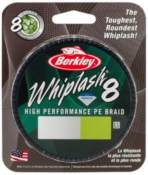 Berkley Whiplash 8 Green 300 m