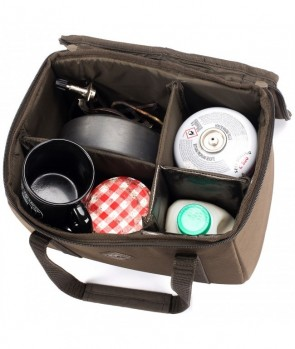 Nash Logix Deluxe Brew Kit Bag