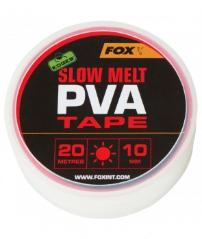 Fox Edges Slow Melt PVA Tape 10mm x 20m