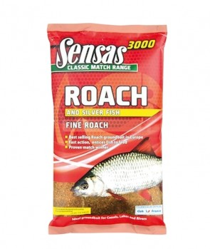 Sensas 3000 Super Roach Fine 1kg