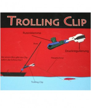Iron Claw Trolling Clip