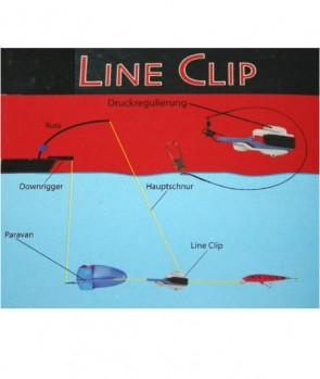 Iron Claw Line Clip