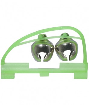 Saenger Fluo Glow Stick Holder With Double Bell