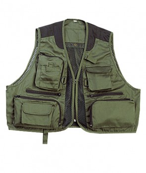 Jaxon Fishing Vest