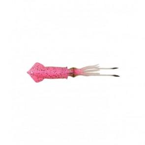 Savage Gear 3D TPE Swim Squid 95mm 10g Pink Glow 2pcs