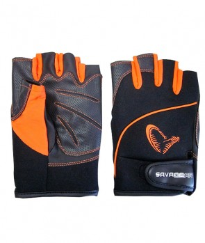Savage Gear Protect Glove Zaštitne Rukavice Bez Prstiju