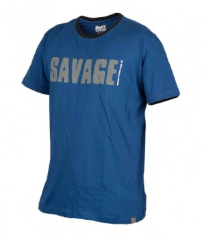 Savage Gear Simply Savage Tee Blue M