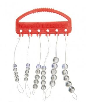 Cormoran Staklene Perle Prozirne 30kom