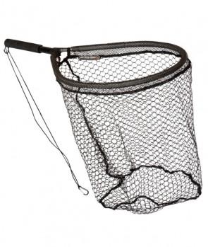 Savage Gear Pro Finezze Rubber Mesh Net L