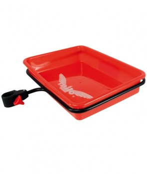Milo Navis Seatbox Side Tray Square 40x30x7cm
