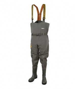 Prologic Road Sign Chest Wader w/Cleated Sole 43 - 8