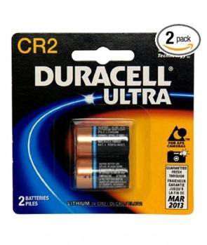 Duracell Baterija CR2 / 3V / 2 Kom