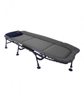 Prologic Commander Flat Wide Bedchair 8 legs (210x85cm)
