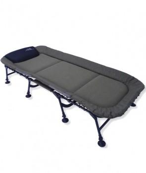 Prologic Commander Flat Wide Bedchair 8 Legs