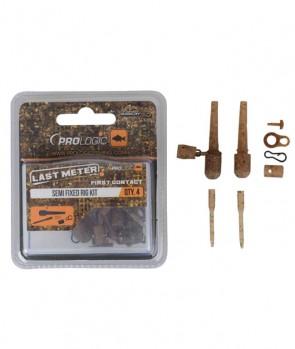 Prologic Mimicry Semi Fixed Rig Kit