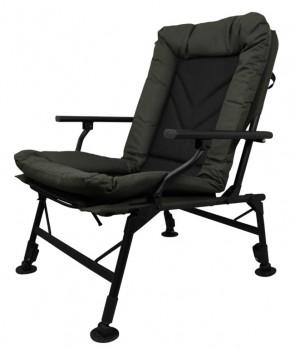 Prologic Cruzade Comfort Chair W/Armrest