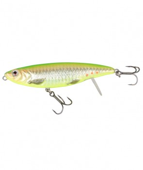 Savage Gear 3D Backlip Herring 100 10cm 20g Green Flash