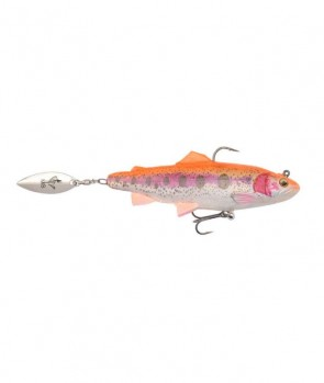 Savage Gear 4D Trout Spin Shad 14.5cm 80g MS 02-Golden Albino