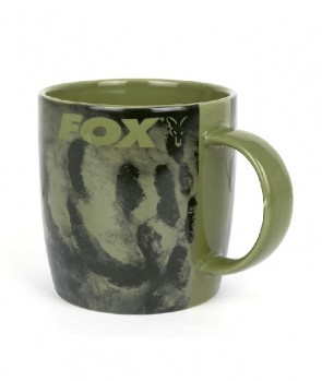 Fox Voyager Ceramic Mug