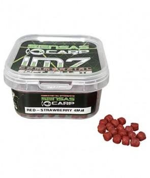 Sensas IM7 Extruded Pellets Red-Strawberry